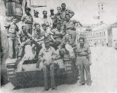 partigiani e disertori tedeschi 1945-1